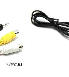 AV Cable for BlackVue