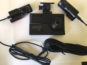 BarosTek A3 Three Camera System