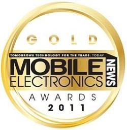MEN Gold Award 2011