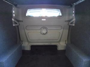 Vauxhall Vivaro Carpeting and Wisadec floor upgrade