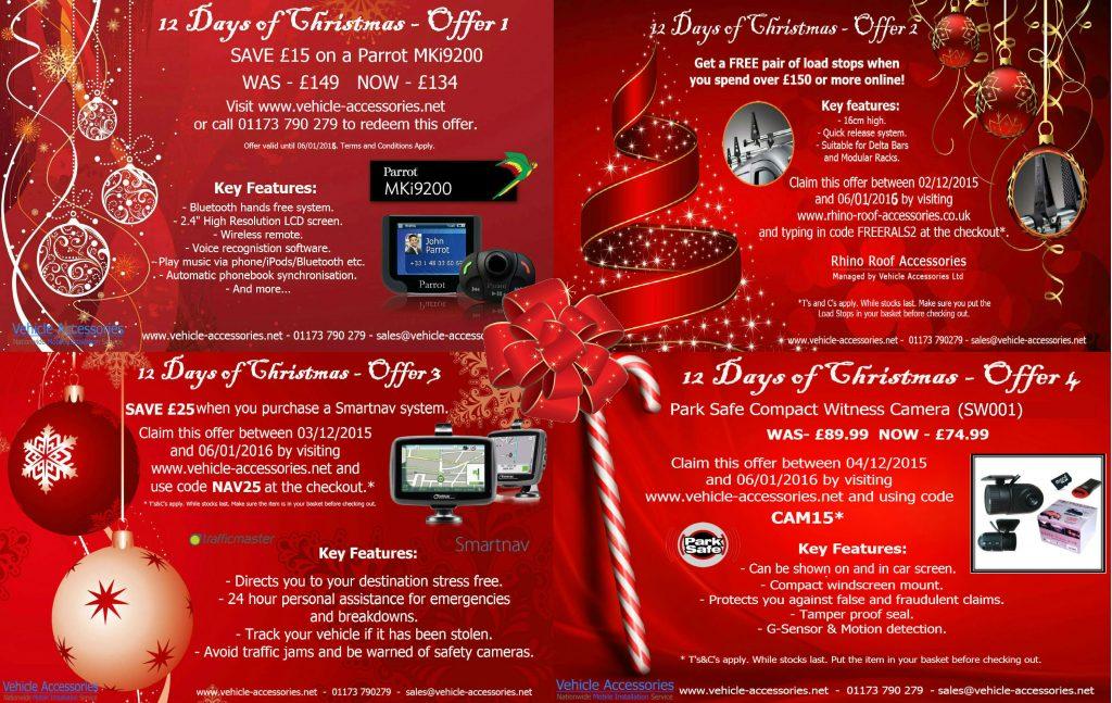 christmas deals 2015 week 1 - Christmas Deals 2015