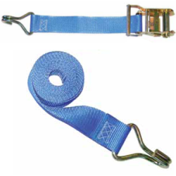 Vehicle Accessories Ratchet Strap – Heavy Duty – Claw Hook Ends – 4.2m