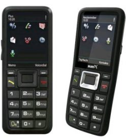 THB Bury CP 1000 Car Phone