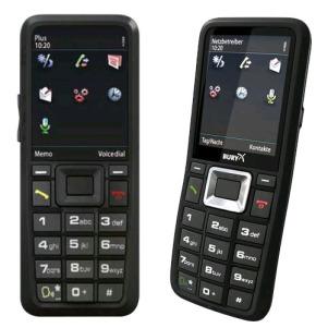 THB Bury CP 1000 Car Phone