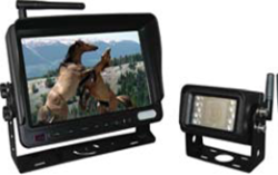 Cko-7 inch monitor and wireless camera package
