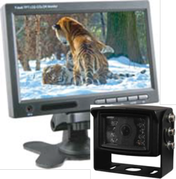 Cko-7 inch monitor and nva24 night vision camera