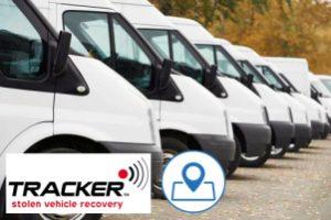 Fleet Tracking TRACKER