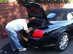 Laser Front and Rear Sensor and Nationwide Installation