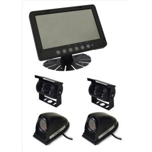Monitor and Camera Install