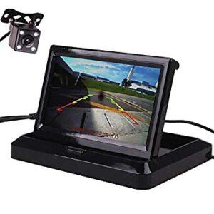 Park Safe 4_3 Flip LCD Monitor