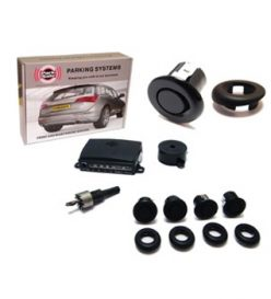 Park Safe Front Parking Sensor Kit With Buzzer PS746B