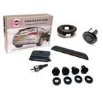 Park Safe Front Parking Sensor Kit With Display PS746D
