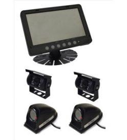 Monitor and Reversing Cameras