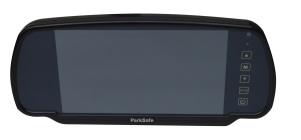 Park Safe 7inch Colour Touch Screen Mirror Mount Monitor