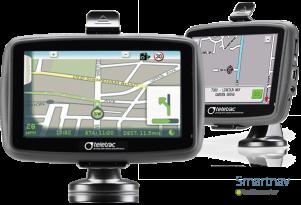 Smartnav with colour screen