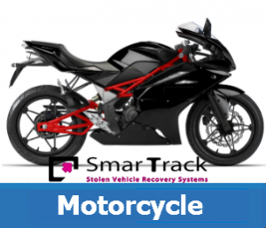 Smartrack CAT6 Motorcycle Tracker