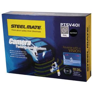 PTSV401 Rear Sensors and Camera