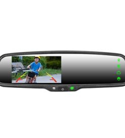 Synergy Smart Mirror Display and Rear View Camera