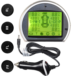 Tyre Pressure Monitor System C-KO-TPMS-3100