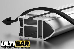 3 Bar HD Ulti Rack,3 Bar HD Ulti Rack System,Aerodynamic Bars