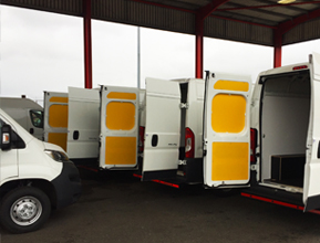 Commercial Vehicle Accessories Fleet Installation Service