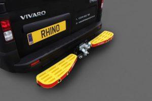 Rhino TowStep Duo With Reversing Sensors