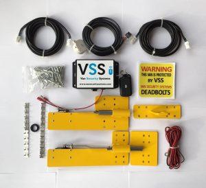 Electric Deadbolt Alarm System