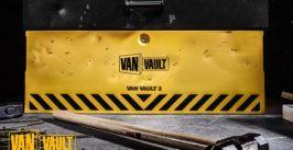 van vault security box vehicle accessories