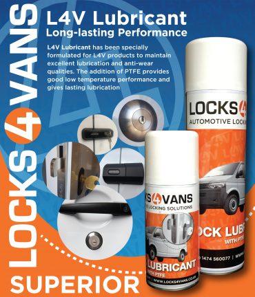 locks4vans lock lube