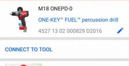 onekey tool tracking app