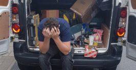 tool theft victim