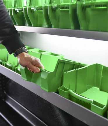 Edstrom racking system