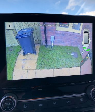 motormax reversing camera monitor